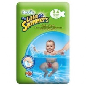Huggies Little Swimmers bleer - Str. 3-4