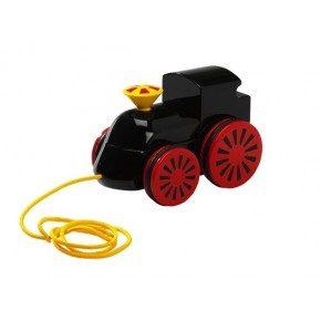 BRIO Lokomotiv trækdyr - sort
