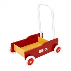 BRIO gåvogn - Rød