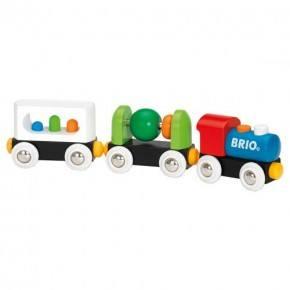 BRIO - Mit første tog