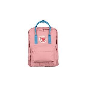 Fjällräven Kånken rygsæk - Pink/Air Blue