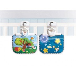 TINY LOVE Double Sided Crib Toy