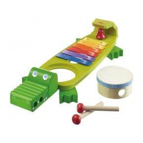 Haba musikinstrument, krokodille