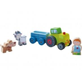 Haba Play World, Peters traktor