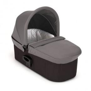 Baby Jogger Deluxe Pram til Single klapvogn - Grå/Sort