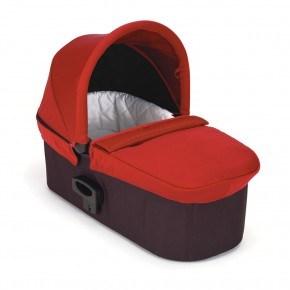 Baby Jogger Deluxe Pram - Rød