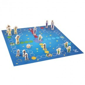 The little prince double galaxy game - Hape Legetøj