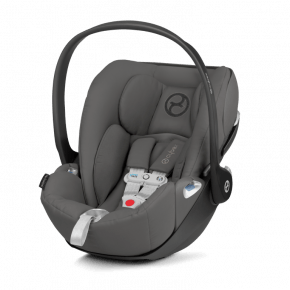 Cybex Cloud Z i-Size autostol inkl. SensorSafe - Manhattan Grey