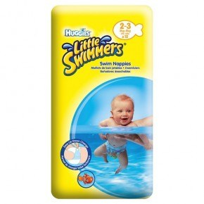 Huggies Little Swimmers bleer - Str. 2-3