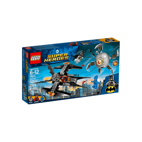 LEGO SUPER HEROES - Brother Eye Takedown - 76111