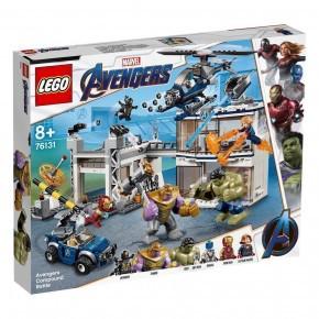 LEGO Super Heroes Kampen om Avengers-basen - 76131