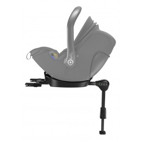 Kiddy - Isofix Base 2, Mystic Black