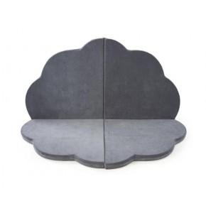 Misioo Legemadras - Flower, Grey