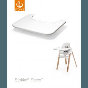 Stokke Steps Bakke - Hvid
