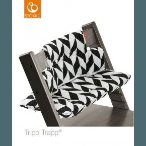 Stokke Tripp Trapp Hynde - Black Chevron
