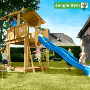 Jungle Gym Legetårn - Chalet