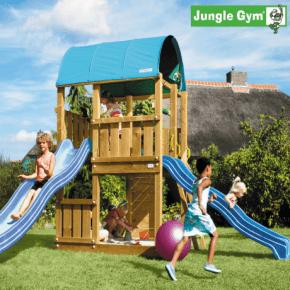 Jungle Gym Legetårn - Farm
