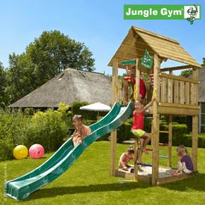 Jungle Gym Legetårn - Cabin