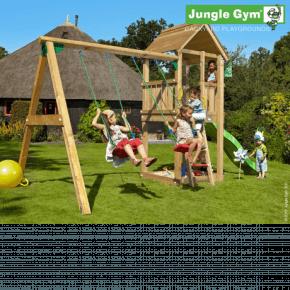 Jungle Gym Legetårn - Club med gyngemodul