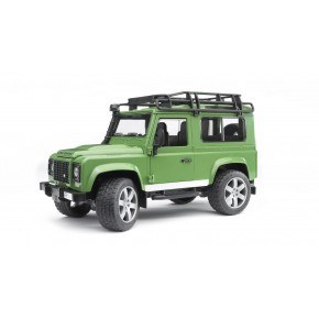 Bruder - Land Rover Defender (1:16)