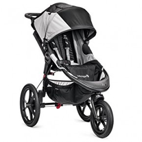 Baby Jogger Summit X3 - black/grey Løbevogn