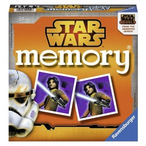 Ravensburger - Star Wars memoryspil