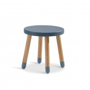 Flexa PLAY taburet - dark blue