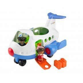 Fisher Price Flyvemaskine m. lyd og tilbehør