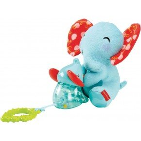 Fisher Price Rysteelefant