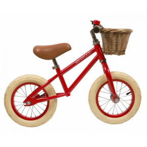 Banwood Løbecykel, First go - Red