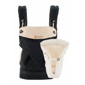 Ergobaby 360 Bæresele Bundle - Black/Camel