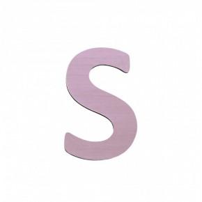 """Sebra Bogstav """"S"""" - Pastel Pige"""
