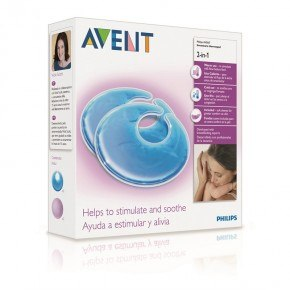 Philips Avent Thermo gel pads 2in1 Aktivering