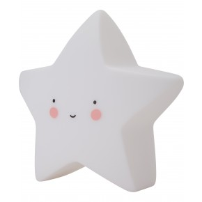 Little Star Light Lampe - Hvid