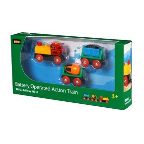 BRIO World - Batteridrevet Tog - 33319
