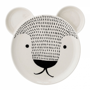 Bloomingville - Mini Tallerken Bjørn