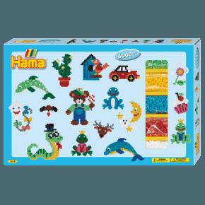 Hama Midi Giant Gift Box Perler - Multi