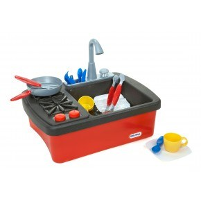 LITTLE TIKES Splish Splash Sink & Stove Legetøj