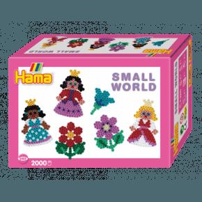 Hama Midi Gaveæske - Small World Prinsesse