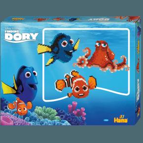 Disney Finding Dory gaveæske - Hama mini