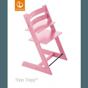 Tripp Trapp Stol - Soft Pink