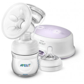 Philips Avent Elektrisk Brystpumpe Single - SCF332/31