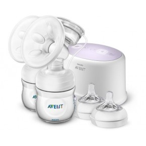 Philips Avent Breast Pump Twin Electronic v2 Brystpumpe