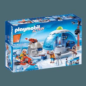 Polarforskernes Hovedkvarter (9055) - Playmobil