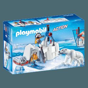 Polar Ranger med isbjørne (9056) - Playmobil
