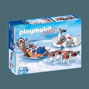 Hundeslæde (9057) - Playmobil