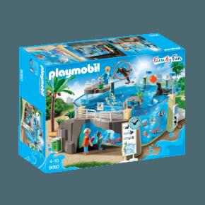 Akvarium (9060) - Playmobil