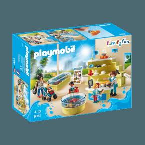 Akvarium Butik (9061) - Playmobil