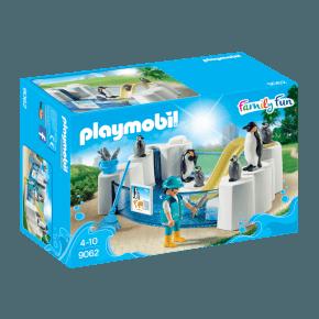 Pingvin indhegning (9062) - Playmobil