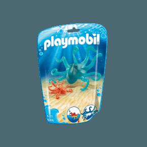 Blæksprutte med unge (9066) - Playmobil